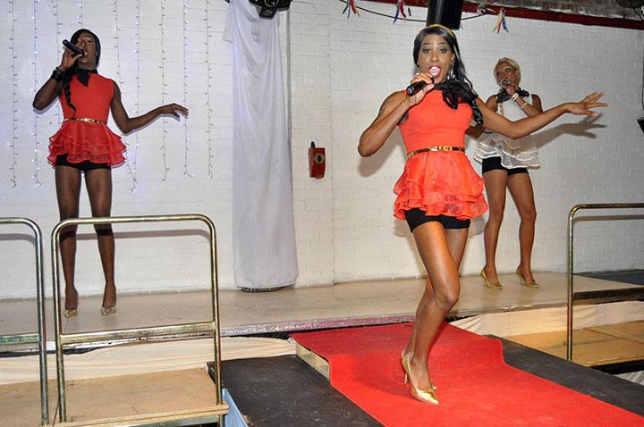 Miss Gay Pride 95