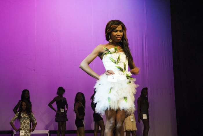 Miss gay south africa