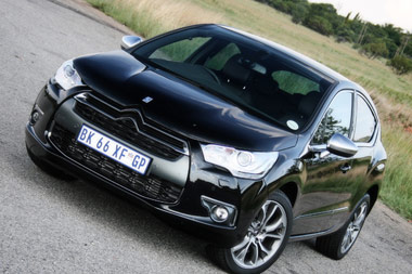 motoring coty 2012 citroen ds4 thp 200 sport mambaonline gay south africa online. Black Bedroom Furniture Sets. Home Design Ideas