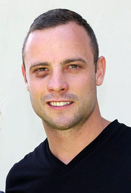 Oscar Pistorius Gay