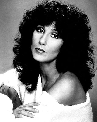 Cher in the 1970s