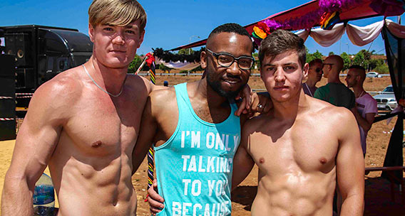 Gay dating South Africa - The original gay and lesbian