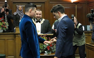 same sex marriage in south africa in Burnie