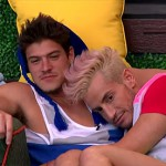 WATCH: US BIG BROTHER'S GAY/STRAIGHT 'SHOWMANCE'
