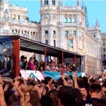 ONE MILLION TURN OUT FOR MADRID GAY PRIDE