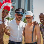 SANDTON CELEBRATES 25TH JOHANNESBURG PRIDE