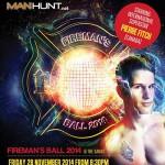 Porn star DJ to headline Fireman's Ball 2014