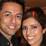 DEWANI WAS ON GAYDAR 2 DAYS AFTER WIFE'S MURDER