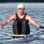 NEW ZEALAND OLYMPIC ROWER COMES OUT
