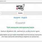 Website for MSM launched in East Africa