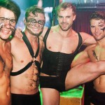 Cape Town's Prison Fetish party gallery