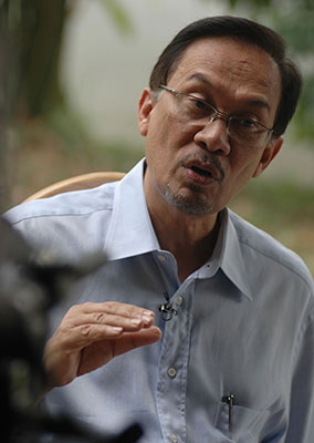 from Quincy anwar ibrahim gay