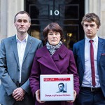 Alan Turing's family deliver pardon petition to David Cameron
