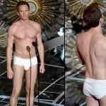 Watch: Neil Patrick Harris presents the Oscars in his underwear