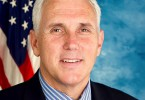 Indiana's Governor Mike Pence