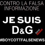 Dolce and Gabbana fight back with free speech campaign