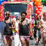 Cape Town Pride Parade goes ahead despite protests