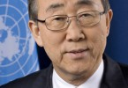 UN Secretary General Ban Ki-Moon is a vocal supporter of LGBT equality