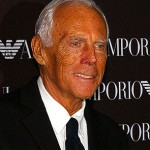 """Anger at Giorgio Armani's """"don't dress gay"""" comments"""