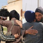 Isis: Twisted spectacle of hugging and stoning gay men