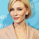 Cate Blanchett denies lesbian romances