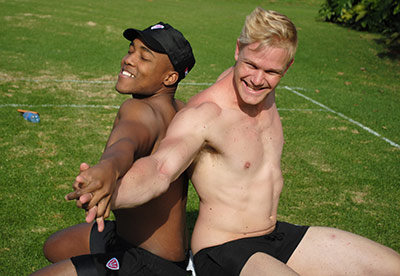 Gay dating south africa
