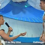 Watch: Gay Italian acrobat proposes on Italy's Got Talent