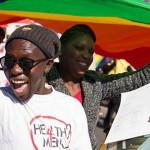 Govt officials march in Limpopo Pride parade