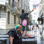 Watch: Police attack Pride march in Turkey