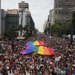 Millions turn out for 19th Sao Paulo Gay Pride