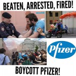 Pfizer fires employee for taking part in Moscow Pride