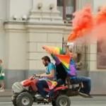 Police break up Moscow Pride, arrest activists