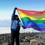 Exclusive: A first as the gay flag flies over all of Africa
