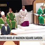 Gay man delivers opening Bible reading at Pope's mass