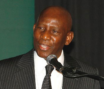 The late Justice Thembile Skweyiya
