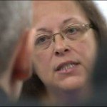 Watch: Disbelief and anger as county clerk defies court orders