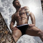 Gallery: Alexandros Kaltsidis models Modus Vivendi underwear