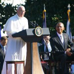 Pope disappoints by attacking gay marriage during US visit