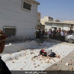 Two gay men stoned to death by Isis mob (Warning: Graphic)