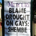 KZN pastor says gay marriage to blame for drought