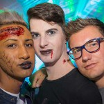 MCQP Halloween 2015 theme launch party