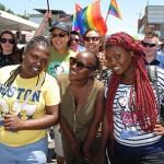 Thousands brave sweltering heat to mark Johannesburg Pride 2015
