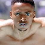 Sexiest Man 2015 runner-up: Nkululeko Tshirumbula