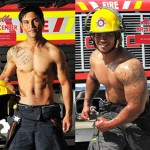 Cape Town launches sexy fire-fighters calendar