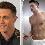 Did Colton Haynes just come out?