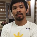 """Now boxer Manny Pacquiao """"loves"""" gay people after calling them animals"""