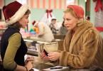 Rooney Mara and Cate Blanchett, in Carol