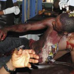 Horror of Nigerian man beaten to death for being gay