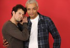 Age race and having a partner affect risk for suicide for gay men