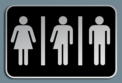Obama praised and attacked for school transgender bathroom for Against gender neutral bathrooms